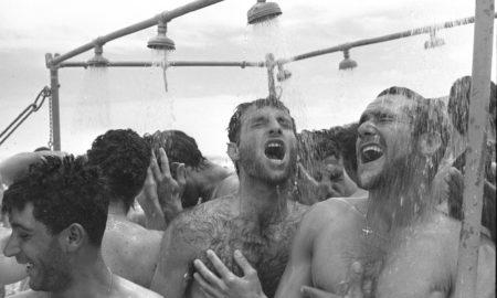 douche tous les jours