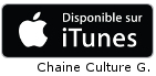 S'abonner à la chaine Culture Générale sur iTunes