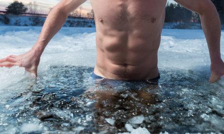 bain froid