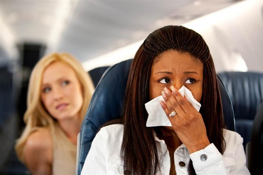 froid en avion