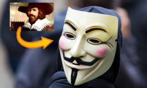 masque des anonymous