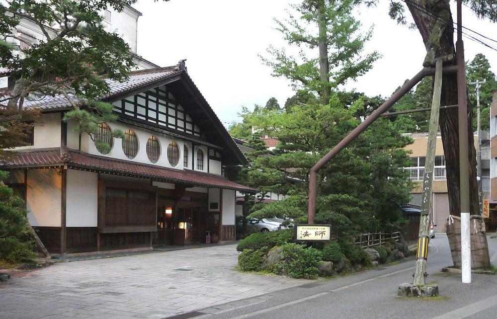 le plus vieil hotel