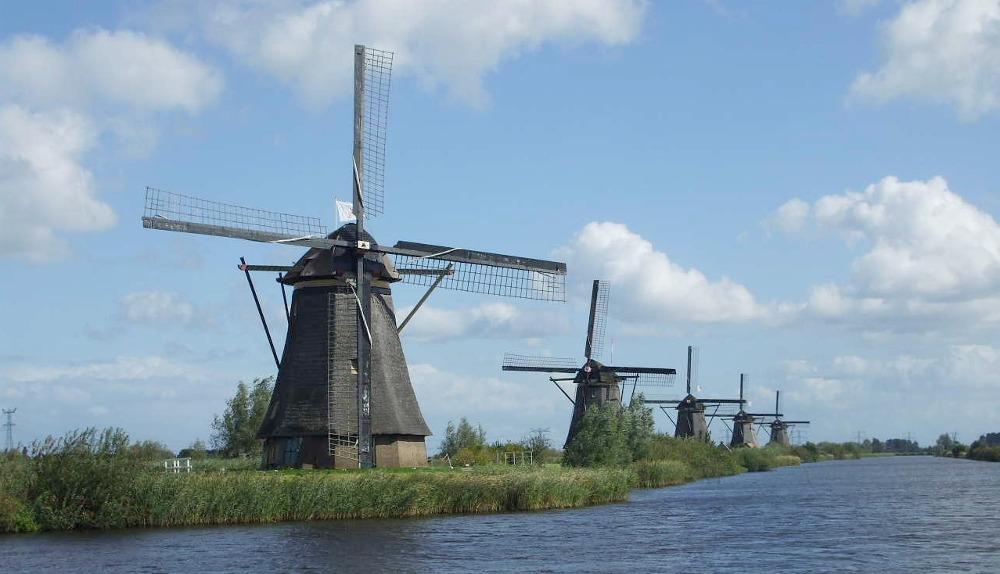 Pourquoi la hollande compte t elle autant de moulins vent for Foire de moulins 2017