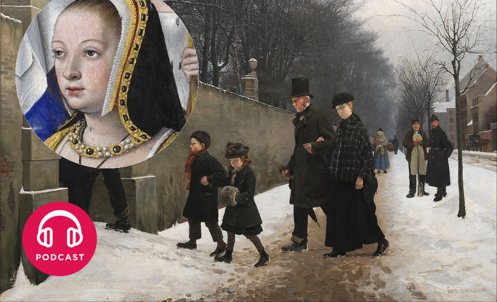 noir aux enterrements