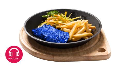 aliments bleus
