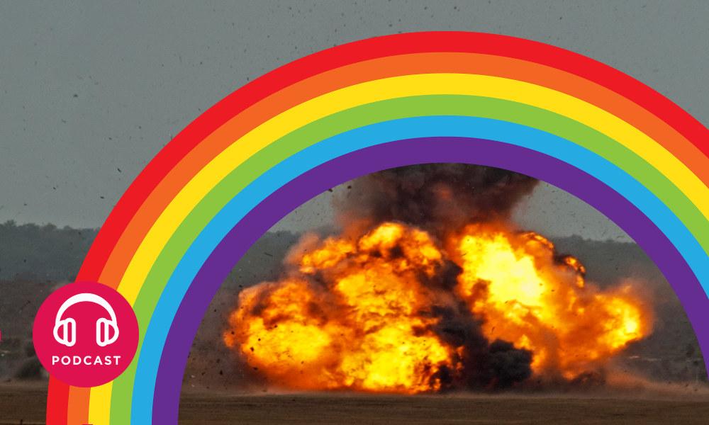 bombe gay