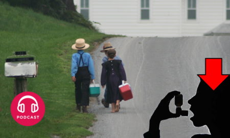 amish asthme