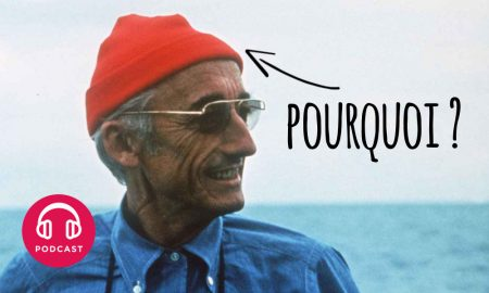 cousteau bonnet rouge