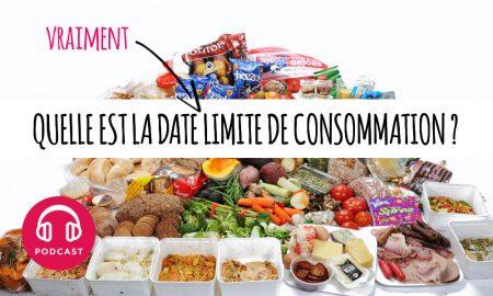 date limite de consommation