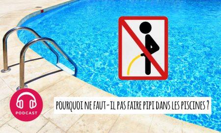 pipi piscine