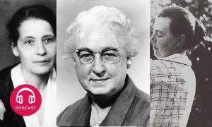 scientifiques femmes