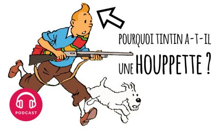 tintin houppette