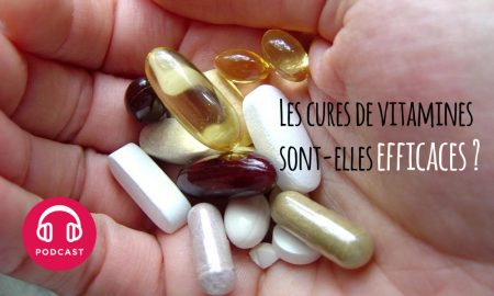 cures de vitamines