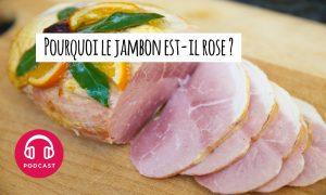 jambon rose