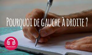 écriture