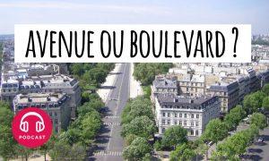 avenue boulevard