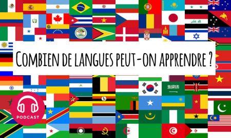 langues etrangeres
