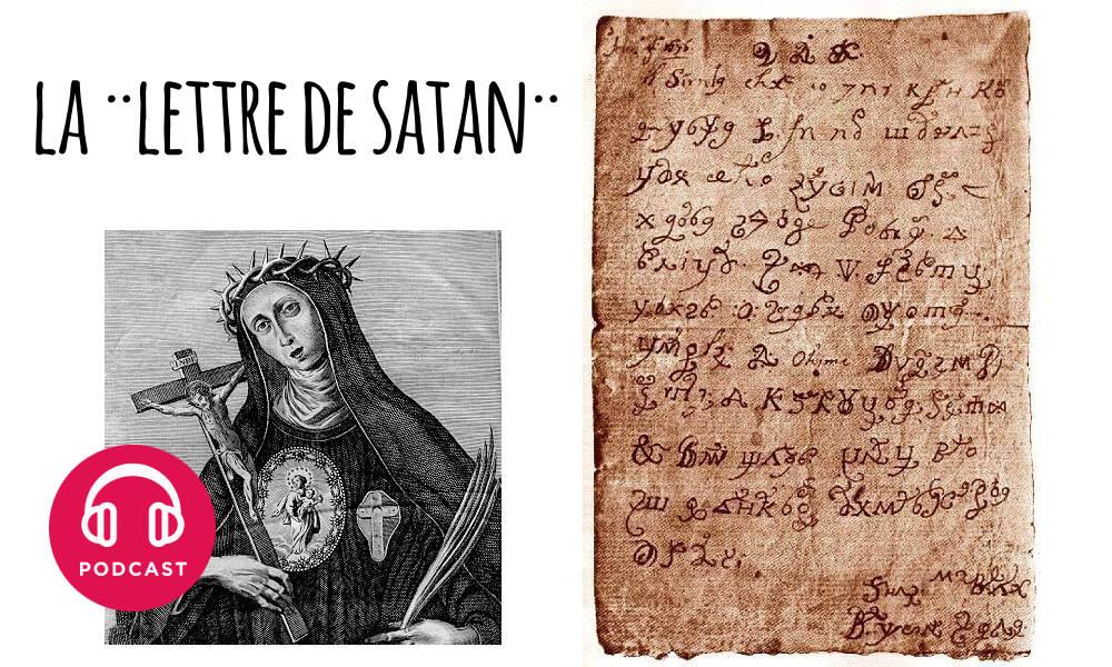 lettre de satan