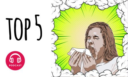 rhume top 5