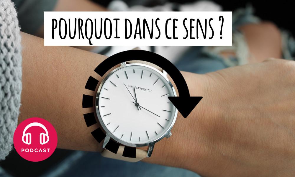 pourquoi les aiguilles d une montre tournent elles dans leur sens. Black Bedroom Furniture Sets. Home Design Ideas