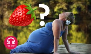 enceinte fraise