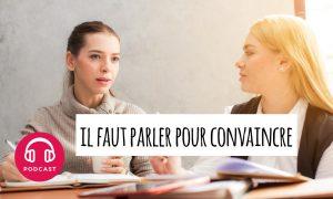 parler convaincre