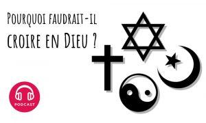 croire en dieu