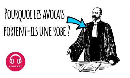 robe avocat