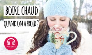 boire chaud froid