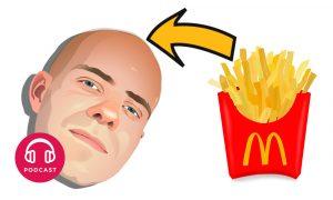 frites calvitie