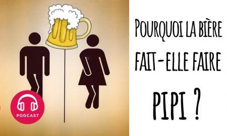 pipi biere
