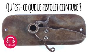 pistolet ceinture