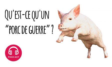 porc de guerre