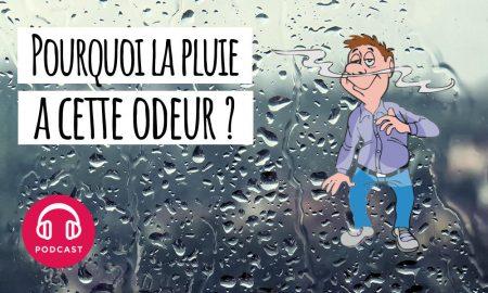 odeur de la pluie