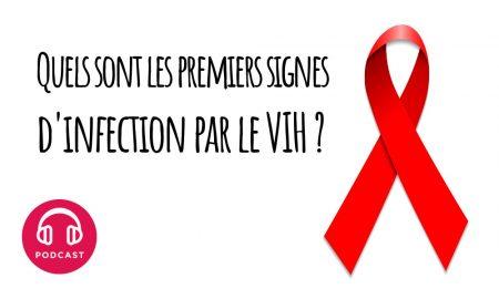 sida vih signes