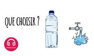 eau robinet minerale