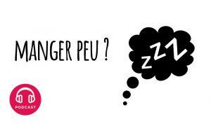 manger dormir
